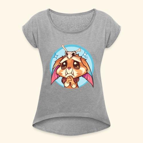 Camisa Gnar - Women's Roll Cuff T-Shirt
