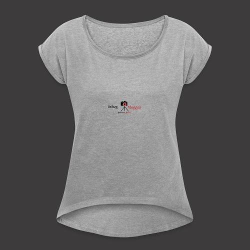 UAV Clothing - Women's Roll Cuff T-Shirt