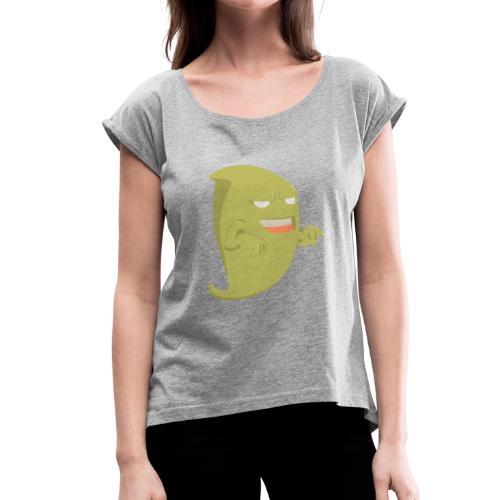 ghost - Women's Roll Cuff T-Shirt