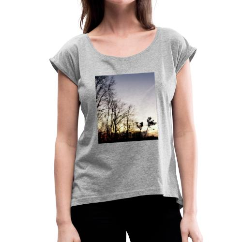 IMG 20180220 235654 550 - Women's Roll Cuff T-Shirt