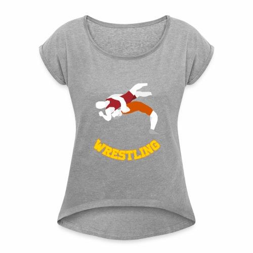 Takedown Shirt - Women's Roll Cuff T-Shirt