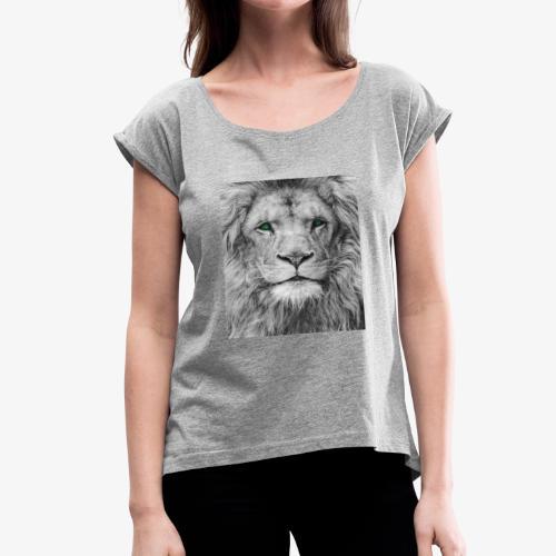 Lio - Women's Roll Cuff T-Shirt