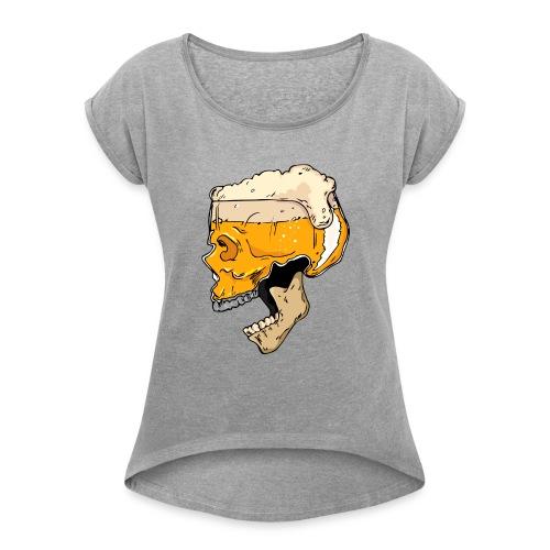 Dilly Billy Original - Women's Roll Cuff T-Shirt