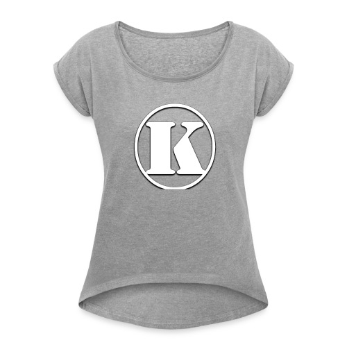 kakool - Women's Roll Cuff T-Shirt