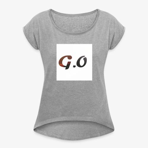 G.Original - Women's Roll Cuff T-Shirt