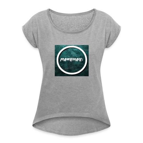 Normal shirt - Women's Roll Cuff T-Shirt