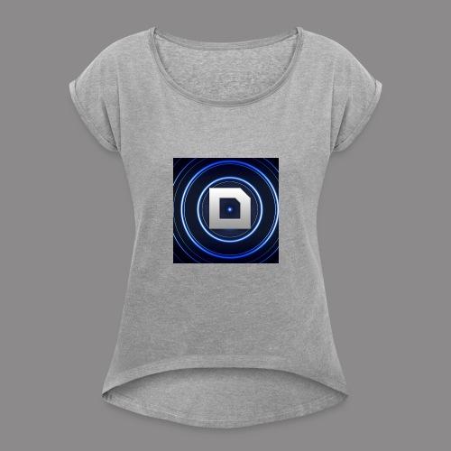 Drwiz123 gaming shirt shop - Women's Roll Cuff T-Shirt