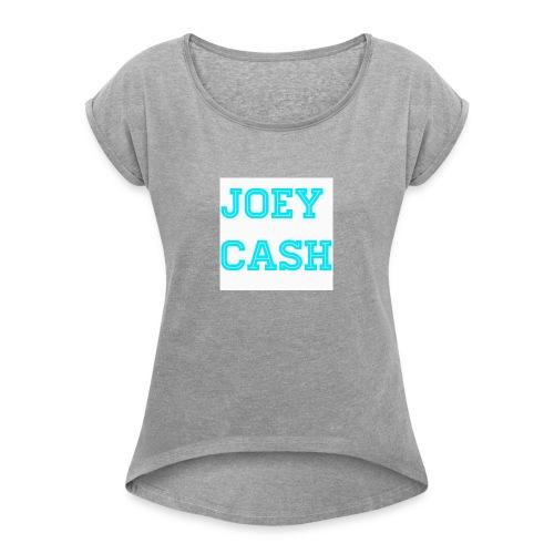 IMG_0473 - Women's Roll Cuff T-Shirt