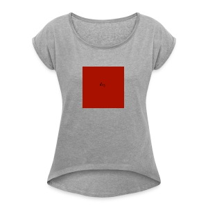 CBW Merch - Women's Roll Cuff T-Shirt