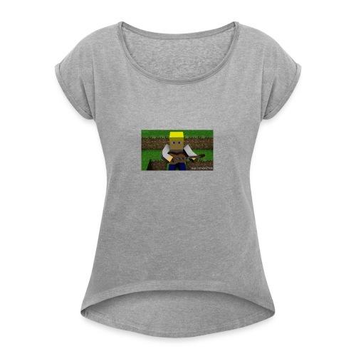 Mc rullendesten - Women's Roll Cuff T-Shirt