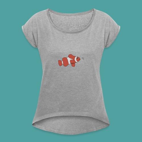 fisheye - Women's Roll Cuff T-Shirt