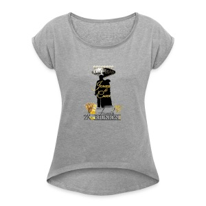 Jones Reunion 2K17 - Women's Roll Cuff T-Shirt