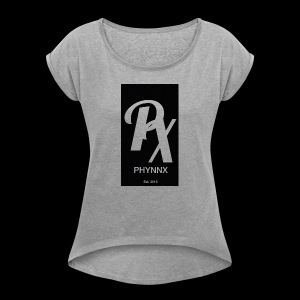 Phynnx - Women's Roll Cuff T-Shirt