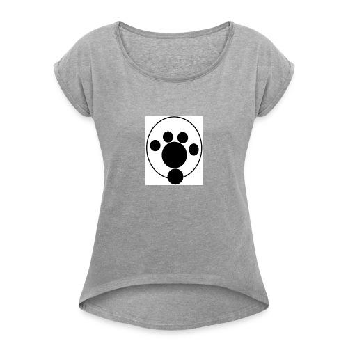 MMMNUM Merchandise - Women's Roll Cuff T-Shirt