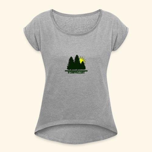 S1E1 - Women's Roll Cuff T-Shirt