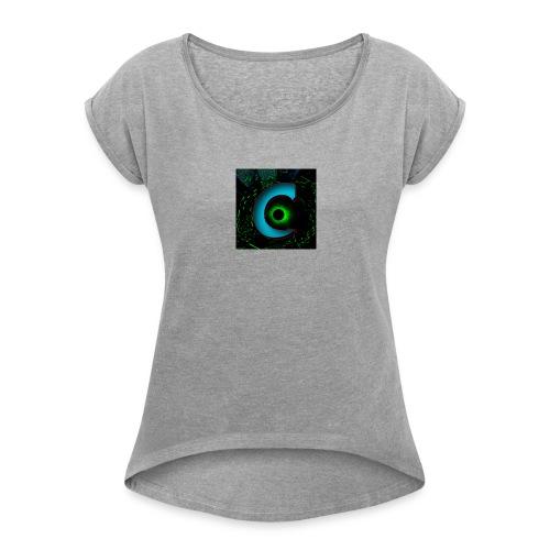 Cyroe Photo - Women's Roll Cuff T-Shirt