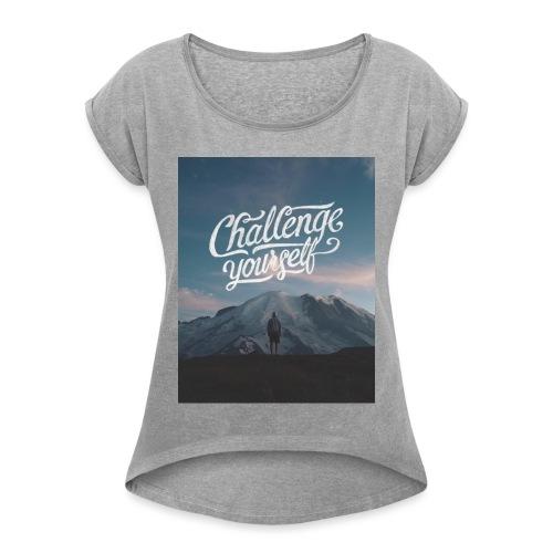 unnamed 23 jpg - Women's Roll Cuff T-Shirt
