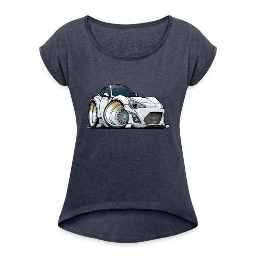 Toyota 86 - Women's Roll Cuff T-Shirt