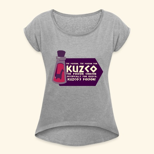 kuzco - Women's Roll Cuff T-Shirt