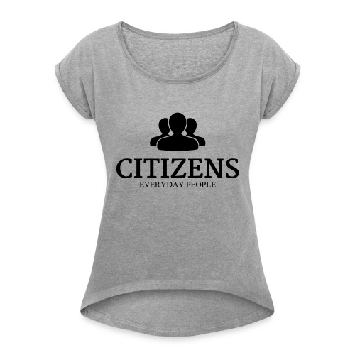 Citizens Sweaters - Women's Roll Cuff T-Shirt
