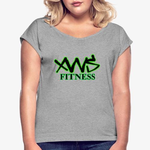 XWS Fitness - Women's Roll Cuff T-Shirt