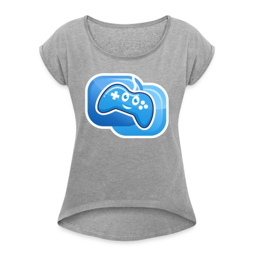 JP the Controller - Women's Roll Cuff T-Shirt