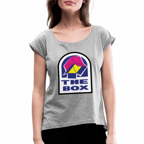 the box II - Women's Roll Cuff T-Shirt