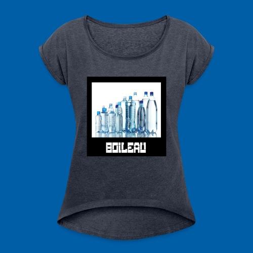 ddf9 - Women's Roll Cuff T-Shirt