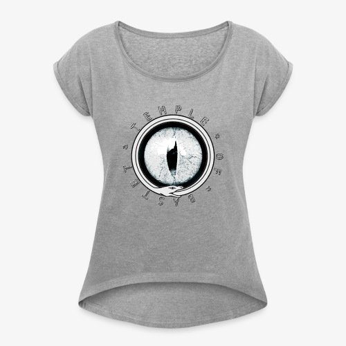 IMG 1062 - Women's Roll Cuff T-Shirt