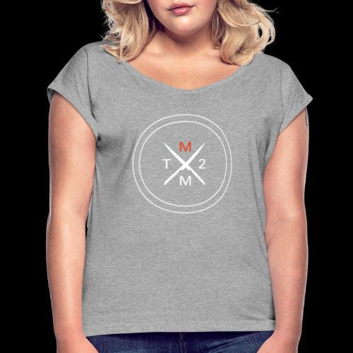 TM2M Knives - Women's Roll Cuff T-Shirt