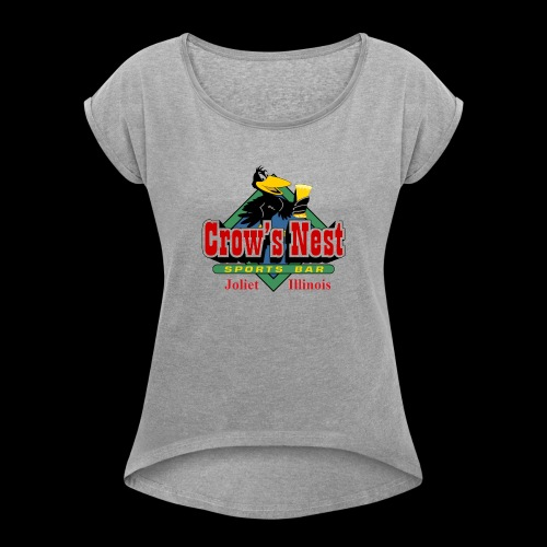 Crows Nest Joliet - Women's Roll Cuff T-Shirt