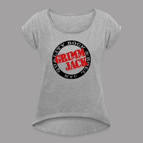 RedBlack Quality - Women's Roll Cuff T-Shirt