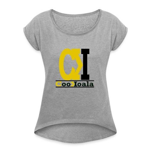 CooKoala Tee - Women's Roll Cuff T-Shirt