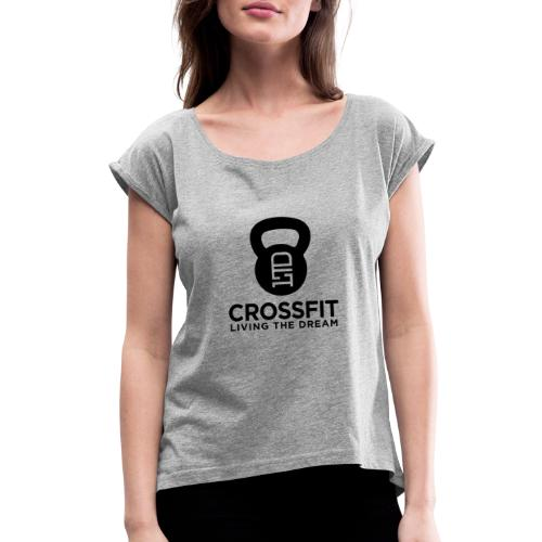 OG Shirt Style 1 - Women's Roll Cuff T-Shirt