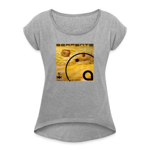 Serpente EP - Women's Roll Cuff T-Shirt