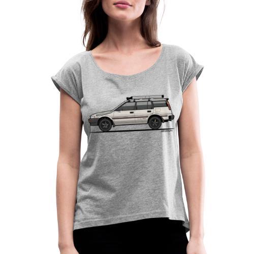Ayota AE95 4WD Wagon - Women's Roll Cuff T-Shirt