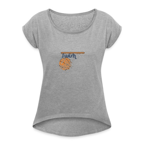 Swish - Women's Roll Cuff T-Shirt