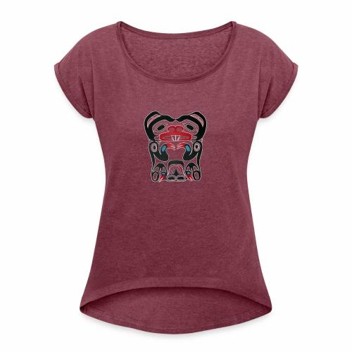 Eager Beaver - Women's Roll Cuff T-Shirt