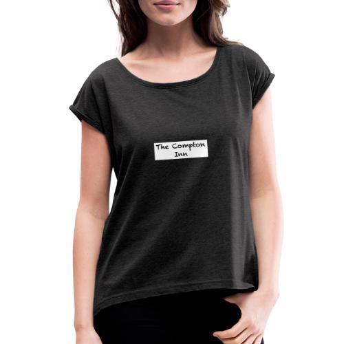 Screen Shot 2018 06 18 at 4 18 24 PM - Women's Roll Cuff T-Shirt