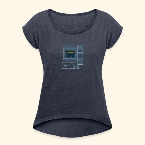 fmt 1 - Women's Roll Cuff T-Shirt