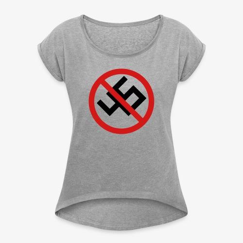 NO45 - Women's Roll Cuff T-Shirt