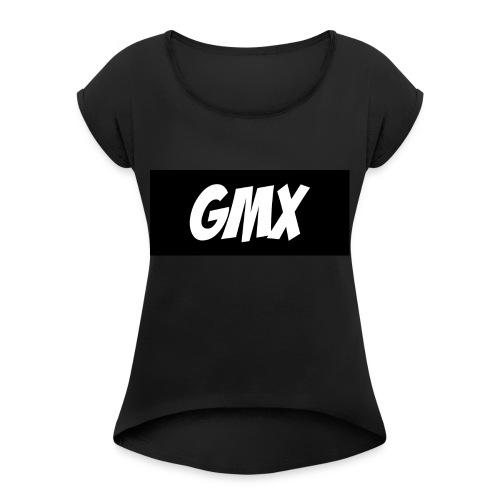GMXSTORE - Women's Roll Cuff T-Shirt