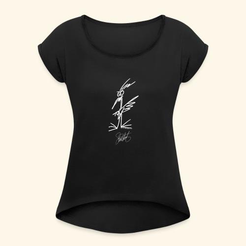 The Bird - Women's - Women's Roll Cuff T-Shirt