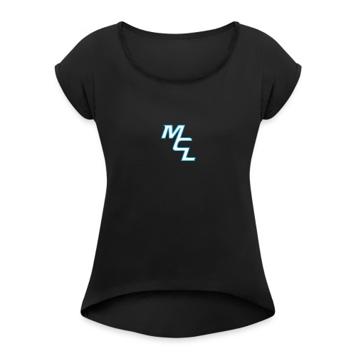 Mingo Central Live Logo Tee - Women's Roll Cuff T-Shirt