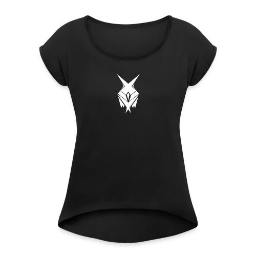Snooky Army - Women's Roll Cuff T-Shirt