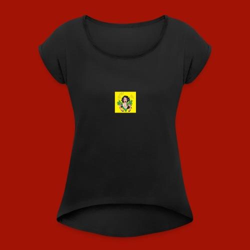 LittleMi$$ - Women's Roll Cuff T-Shirt