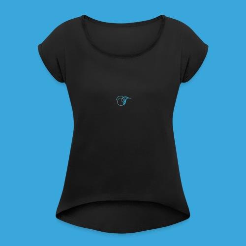 TMV Photography - Women's Roll Cuff T-Shirt