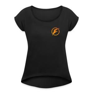 FifaGamer Merch - Women's Roll Cuff T-Shirt