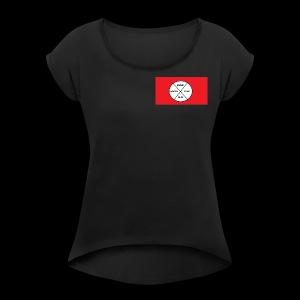trend - Women's Roll Cuff T-Shirt
