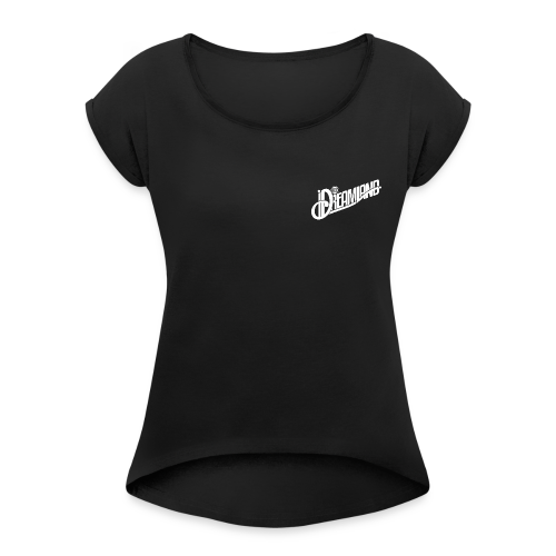 DreamLand - Women's Roll Cuff T-Shirt